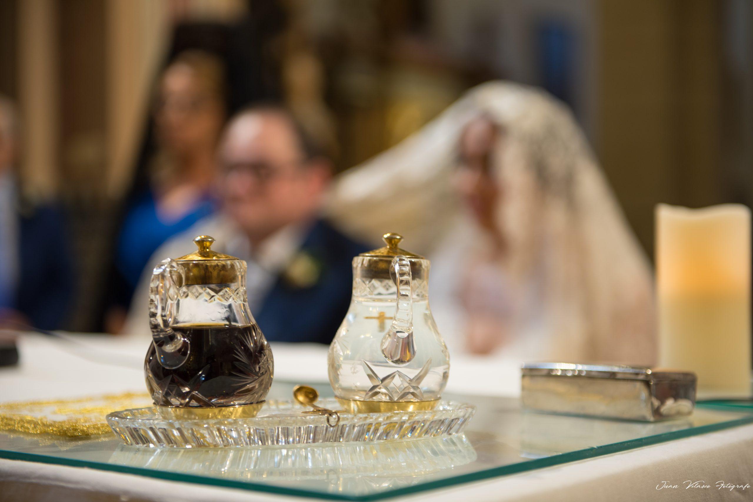 Trámites del matrimonio católico